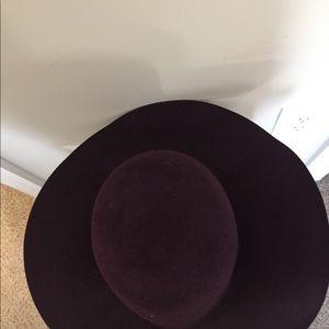 American Apparel Wool Wide Brimmed Hat